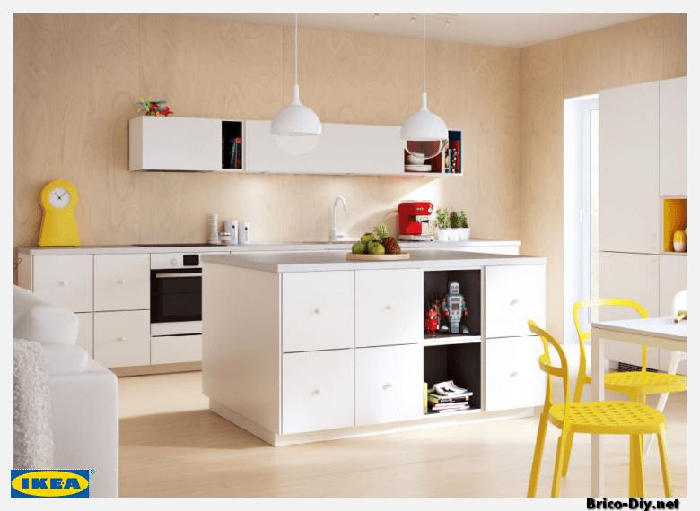 Diseño moderno de cocina con isla | Web del Bricolaje Diy diseño y ...