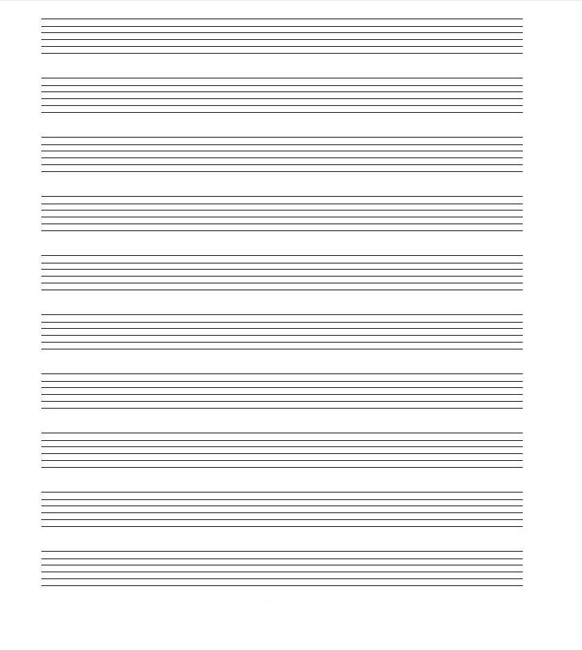 Customize Your Free Printable Blank Music Sheet | nomad | Pinterest ...