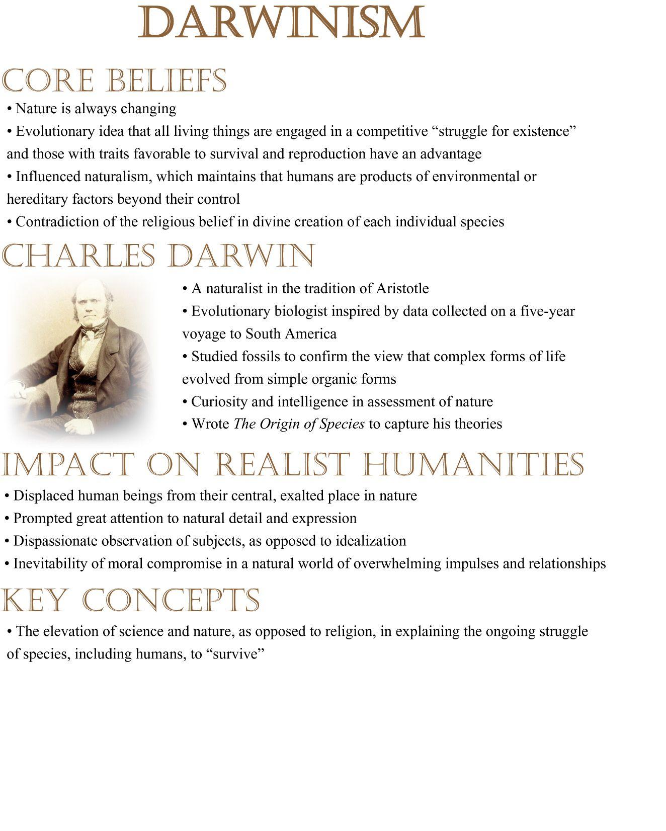 Darwinism | Philosophy of science, Philosophy theories ...