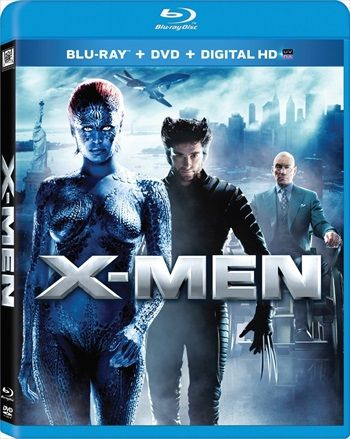 X Men 2000 Dual Audio Hindi 720p Brrip 700mb Movies X Men Movies Blu Ray