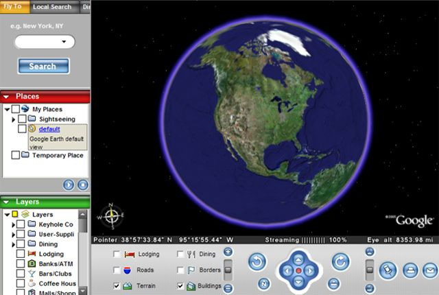 How To Get Real Time Images On Google Earth
