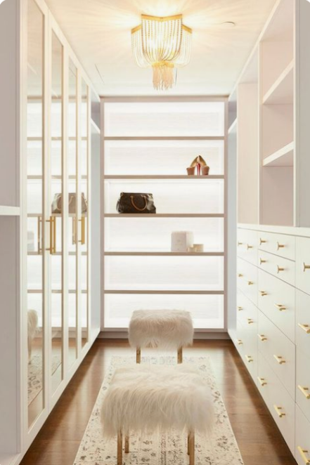 50 DREAMY DRESSING ROOMS TO DROOL OVER