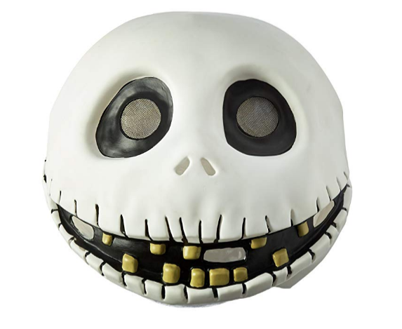 Nightmare Before Christmas Mask 🤩 Add it to your cart here