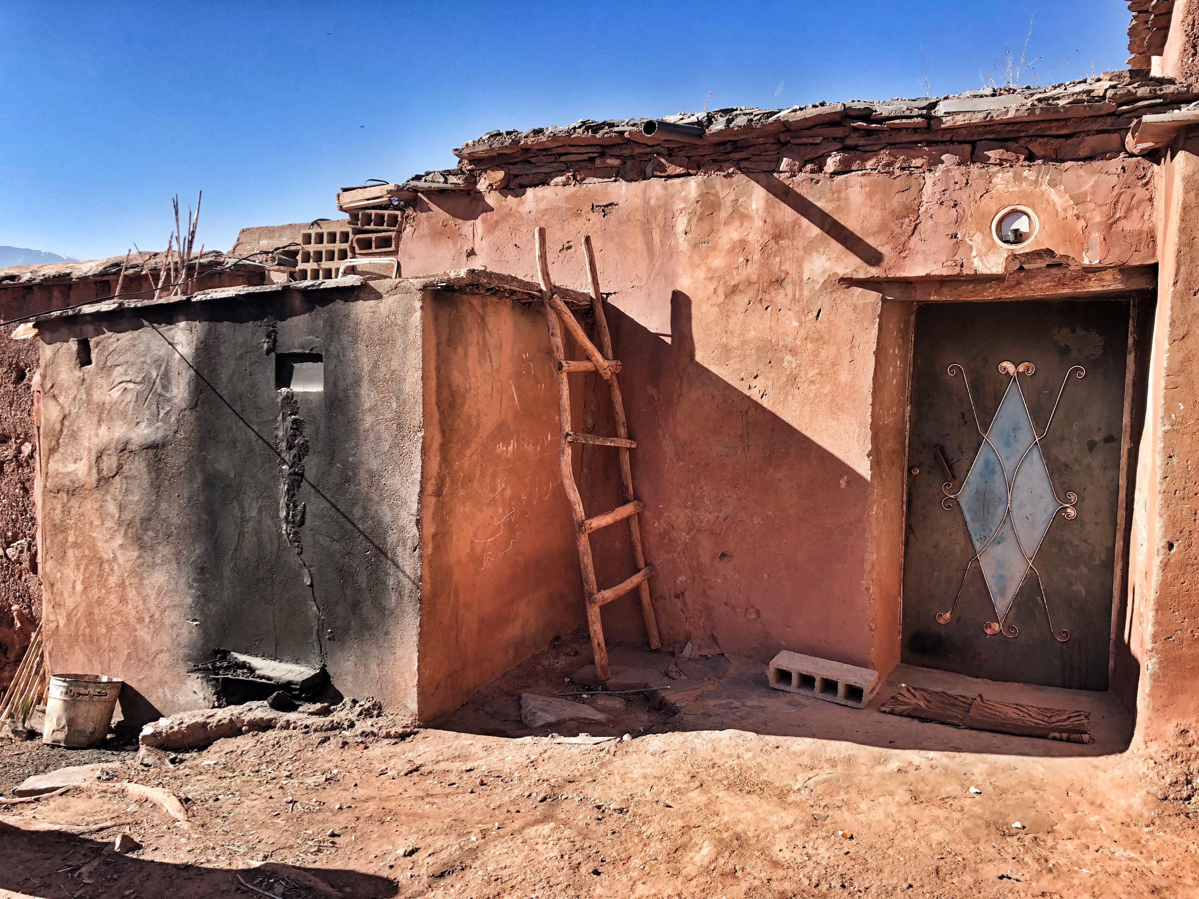 Ein Simple Haus Aus Lehm In Marokko Marokko Reisen Marrakesch Marokko Marokko Karte