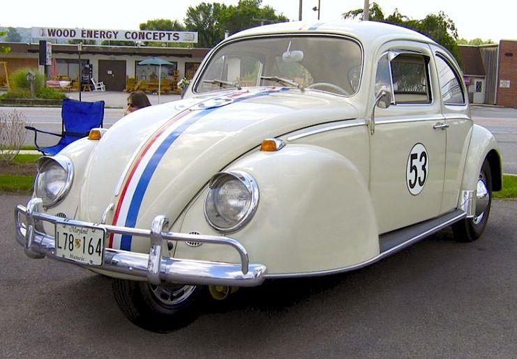 Three Wheeler Herbie Morris Minor Vw Bus Volkswagen Rear Wheel Drive