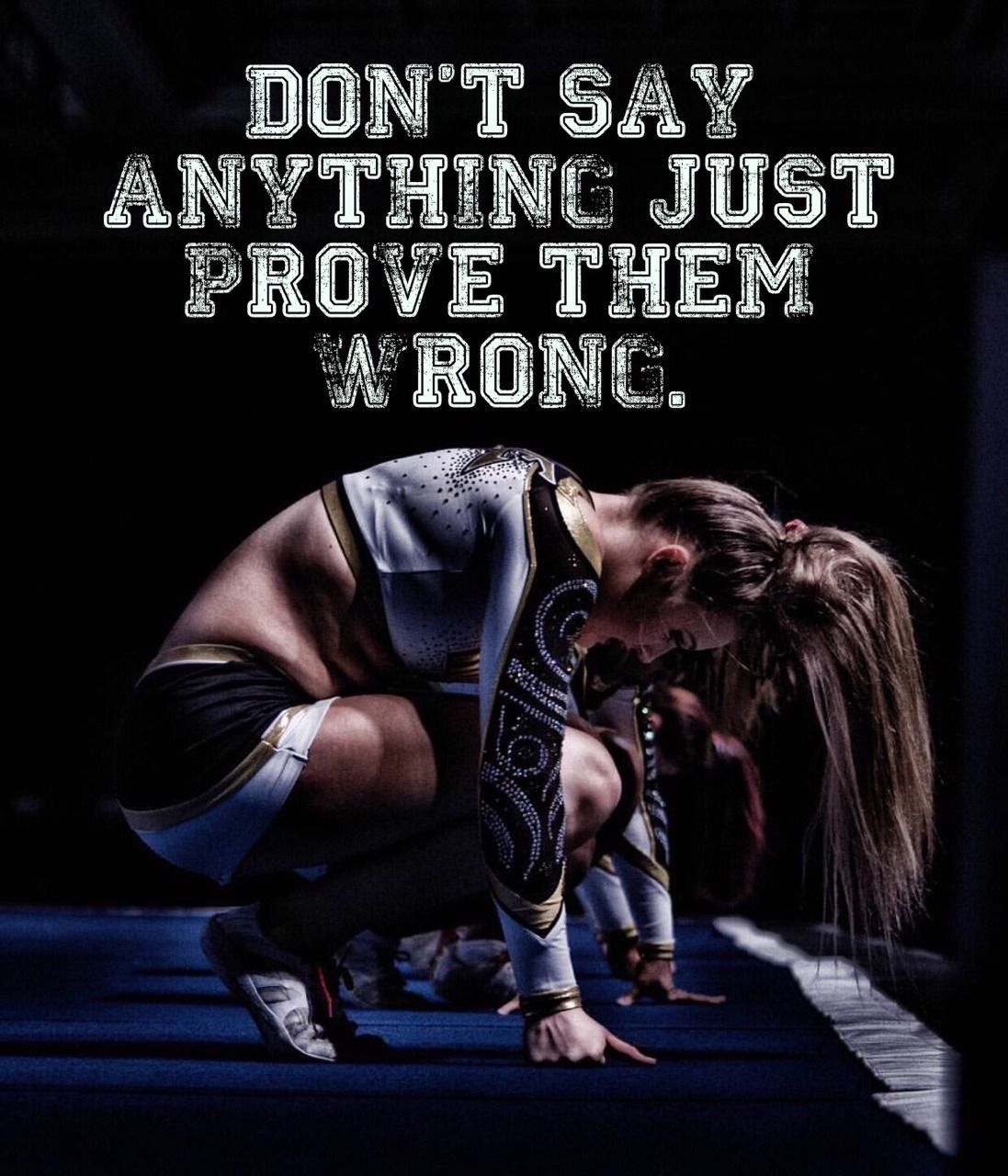 Quote submitted by anonymous : Cheer Dad Photography #cheerquotes