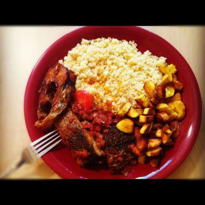 Acheke West African Food African Food Africa Food