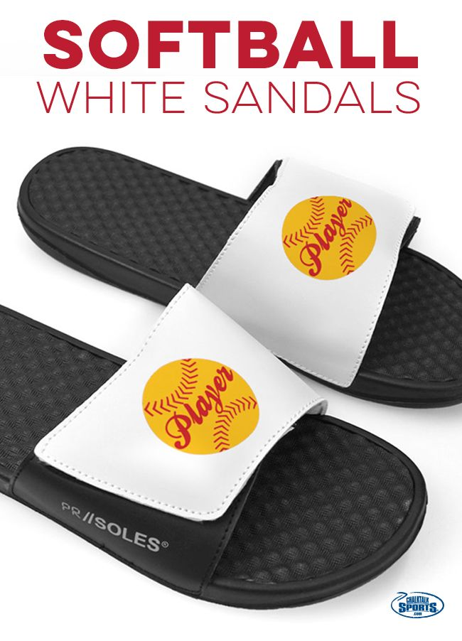 would SLIDE into these awesome sandals