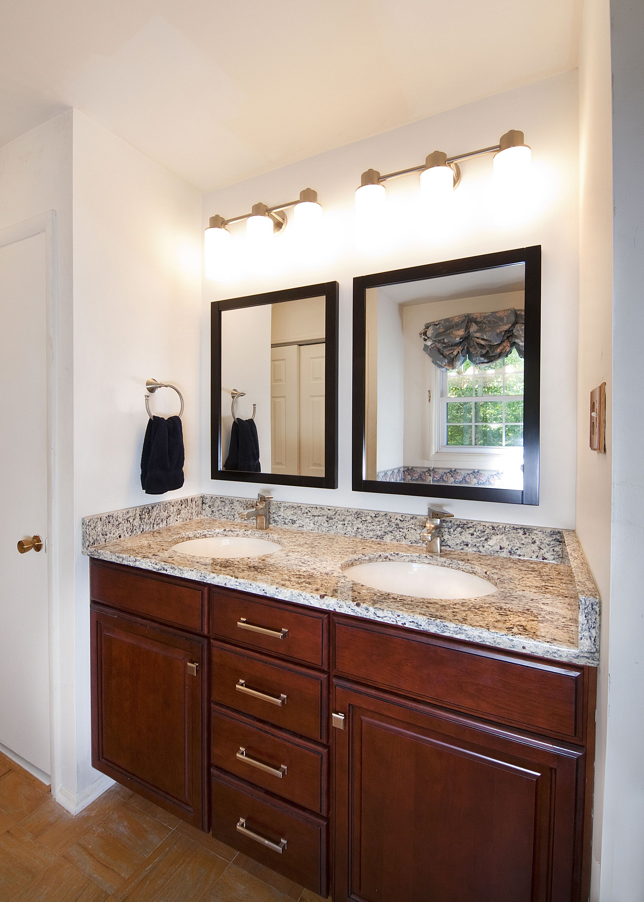 Joppatown Md Vanity By Bel Air Construction Kitchen And Bath Remodeling Bath Remodel Remodel