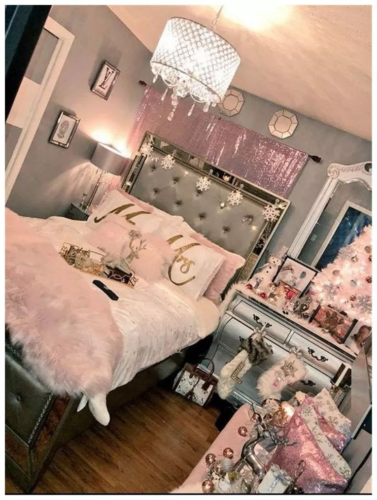 46 Home Decor For Cheap And Furniture For Your Beautiful Home Homedecorideas Beautifulhome Homedecoronab Cute Bedroom Ideas Bedroom Decor Girl Bedroom Decor