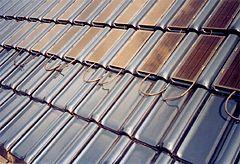 Tiefa-XL Solardachziegel