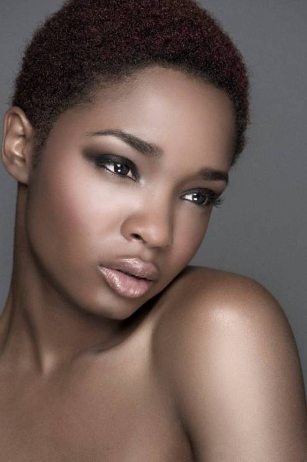 Awesome 1000 Images About Hairstyles For Women Of Color On Pinterest My Short Hairstyles For Black Women Fulllsitofus