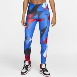 Photo of Paris Saint-Germain Damen-Leggings – Blau Nike