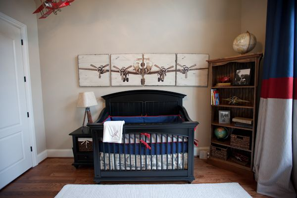 love this airplane for c s room boy s room vintage airplane rh pinterest com