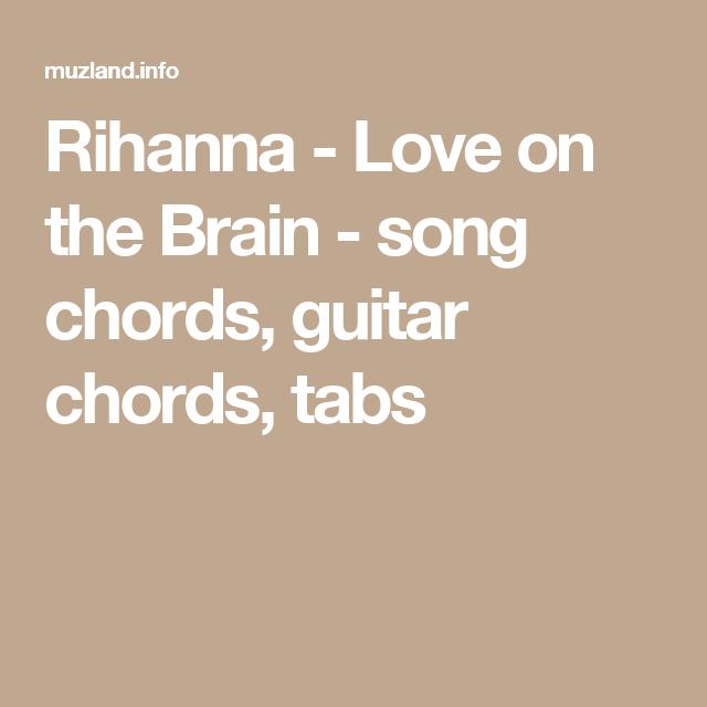 Colorful Guitar Chords Rihanna Adornment - Beginner Guitar Piano ...