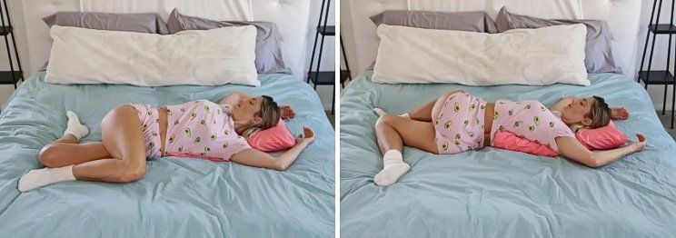 9 Amazing Hip-Opening Stretches You Can Do Right in Bed