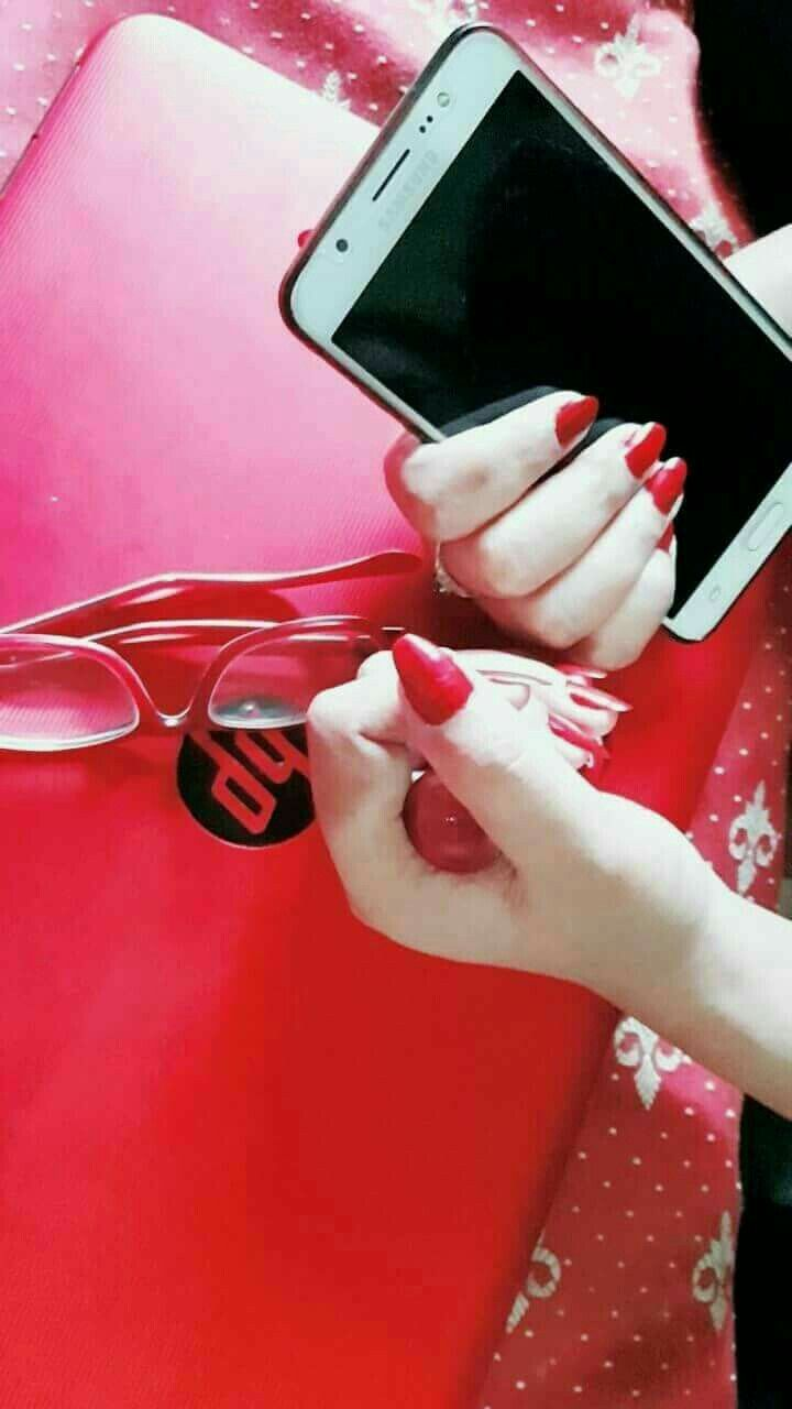 Girls dp for stylish with mobile video