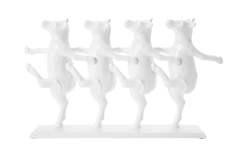 Kare Design Deko Figur Dancing Cows Mit Tanzenden Kuhen Aus