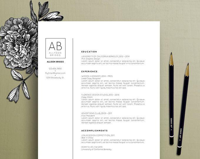 moden resume templates