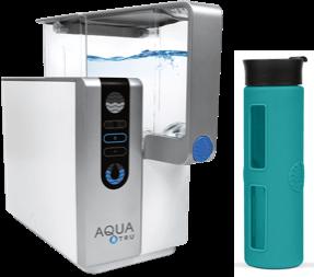 Aquatru Countertop Water Purifier In 2020 Water Purifier Countertop Water Filter Purifier