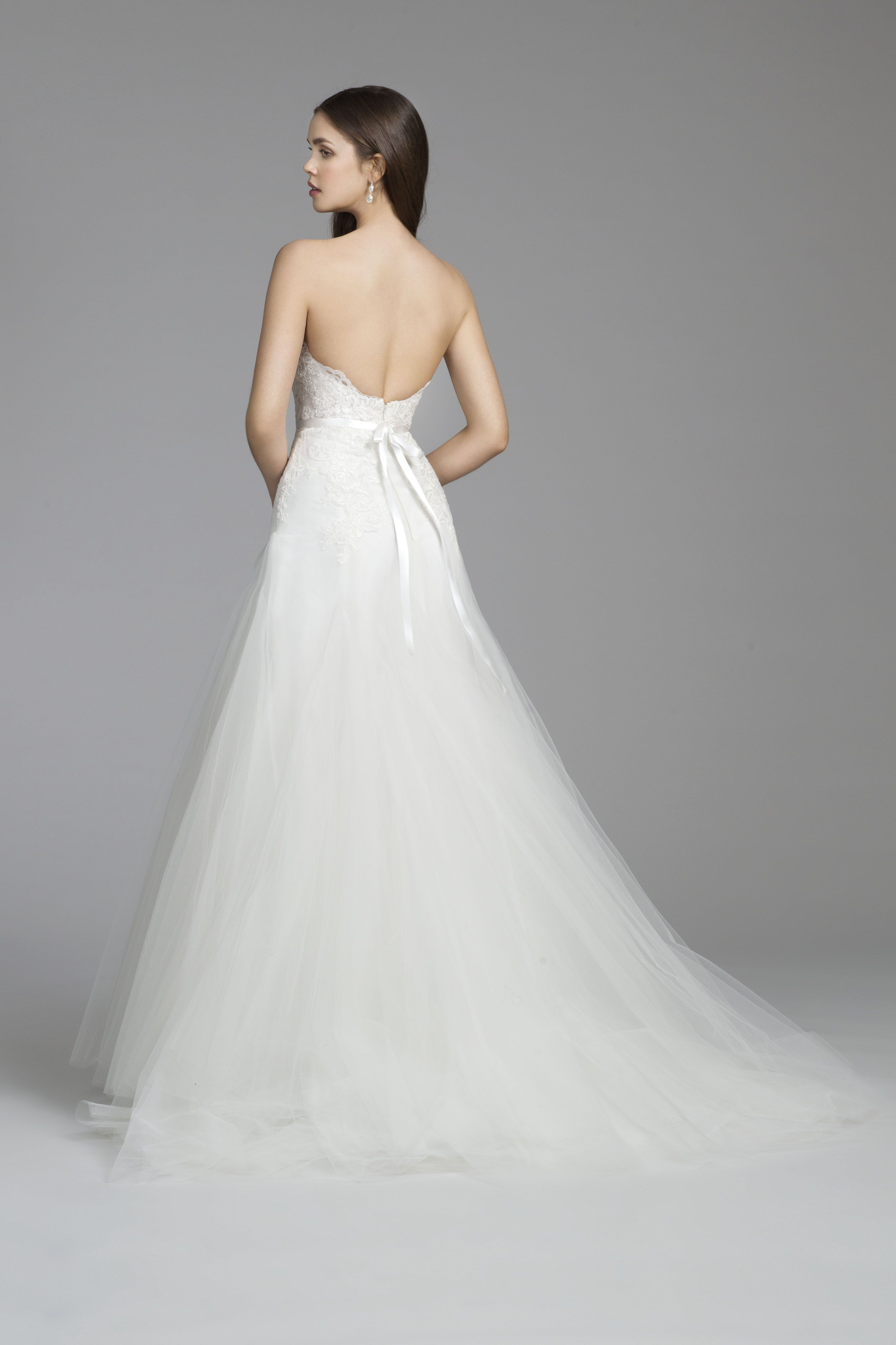 Bridal gowns wedding dresses by tara keely style ivory