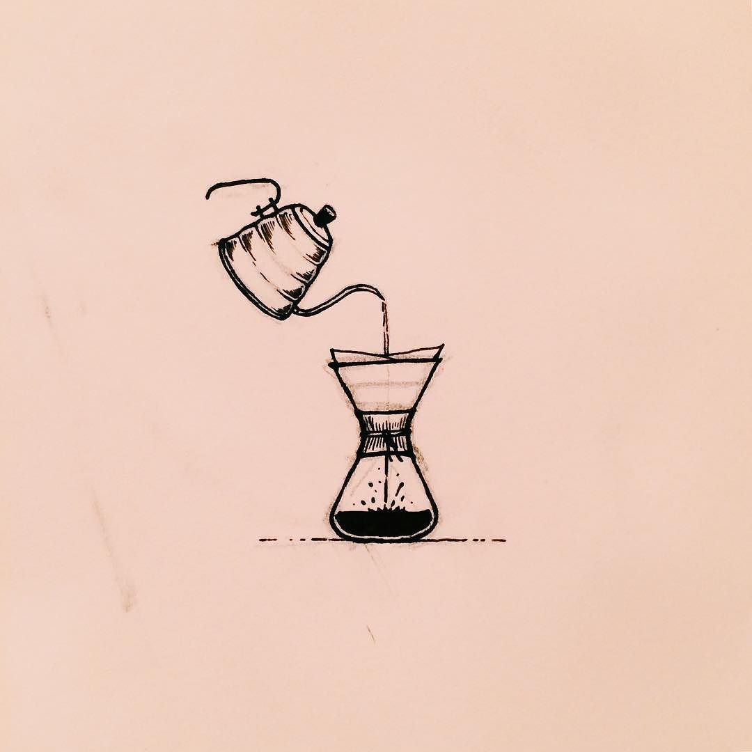 coffee concepts #art #drawing #sketch #illustration #iblackwork #simplistic…