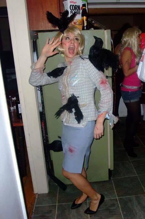 ♥^ Great Hitchcock Costume - \u0027The Birds\u0027 \u0027The Birds\u0027 Collector - barbie halloween costume ideas
