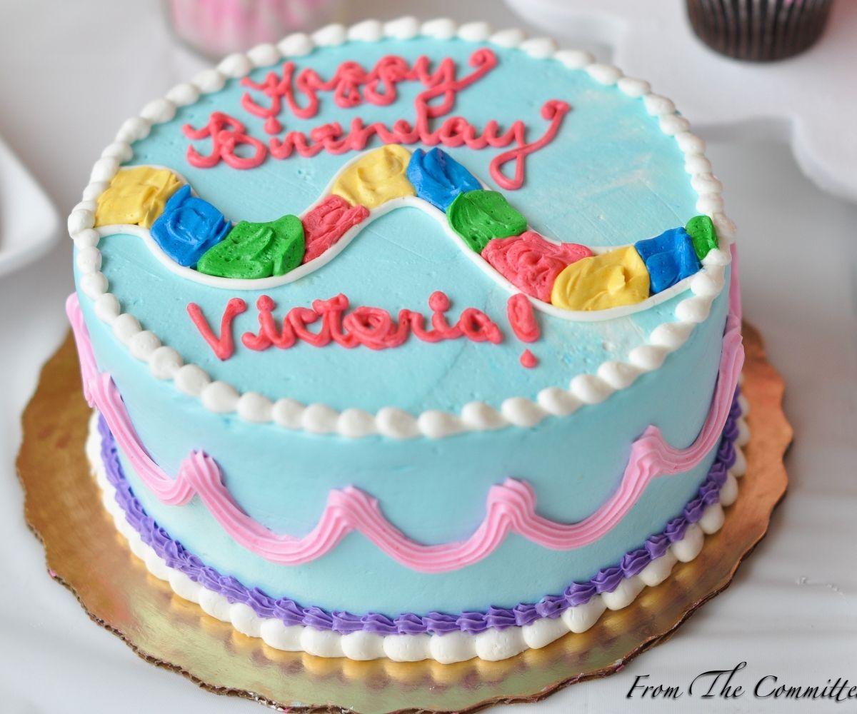 Tremendous Publix Bakery Birthday Cakes Funny Birthday Cards Online Inifodamsfinfo