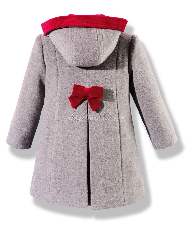 abrigos niña  d7bbcf030b62