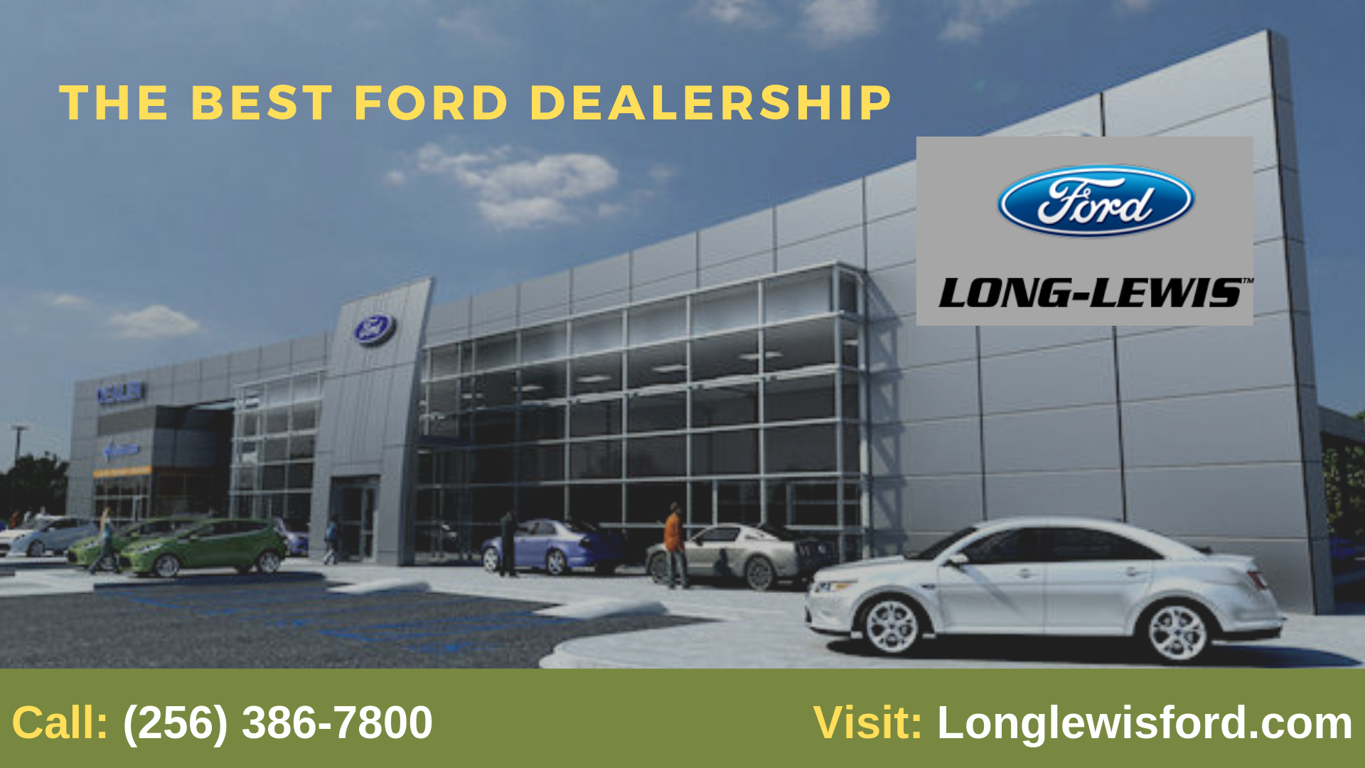 Long Lewis Ford >> At Long Lewis Ford We Offer The New Ford Dealership Offers