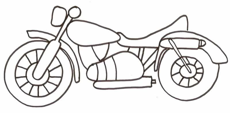 Image Result For Motos Para Dibujar A Lapiz Faciles Motos Para Dibujar Moto Para Colorear Moto Para Pintar