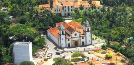 """""""Alto da Sé"""". Lugar da famosa 'Tapioca de Olinda'. Olinda, Estado de Pernambuco. Brasil."""