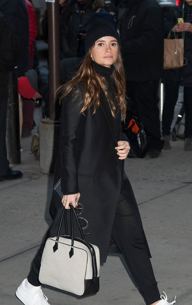 220636928c2 50+ Bags on the Arms of New York Fashion Week Fall 2016 s Celebrity  Attendees - PurseBlog