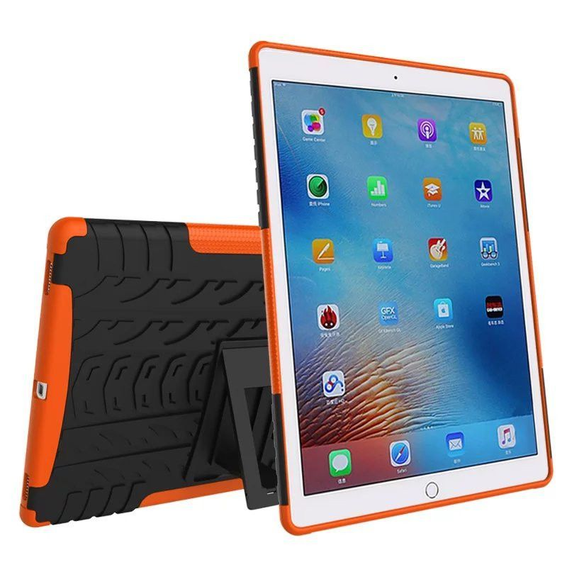 Ipad Pro 9.7 Case With Pencil Holder Magnificent Phone Cases For Ipad Pro 97 Case Silicon Hyun Combine Back Case For Review