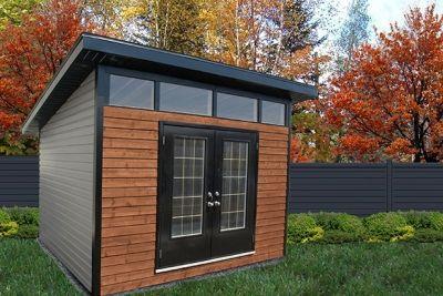 1 versant maybec orange br l abri jardin cabanon. Black Bedroom Furniture Sets. Home Design Ideas