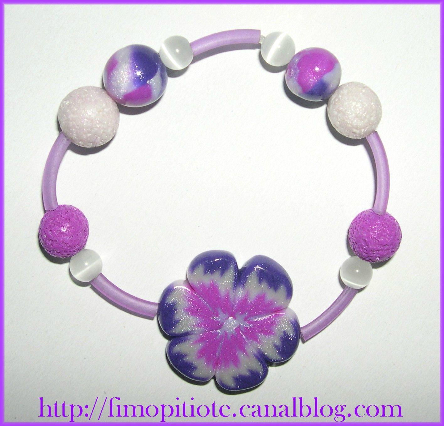bijoux pate fimo collier bracelet boucles d oreilles 4. Black Bedroom Furniture Sets. Home Design Ideas