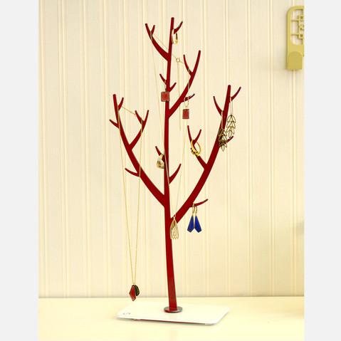 #Basta                    #jewelry storage          #Sabra #Jewelry #Holder   Sabra Jewelry Holder Red                            http://www.seapai.com/product.aspx?PID=5840726