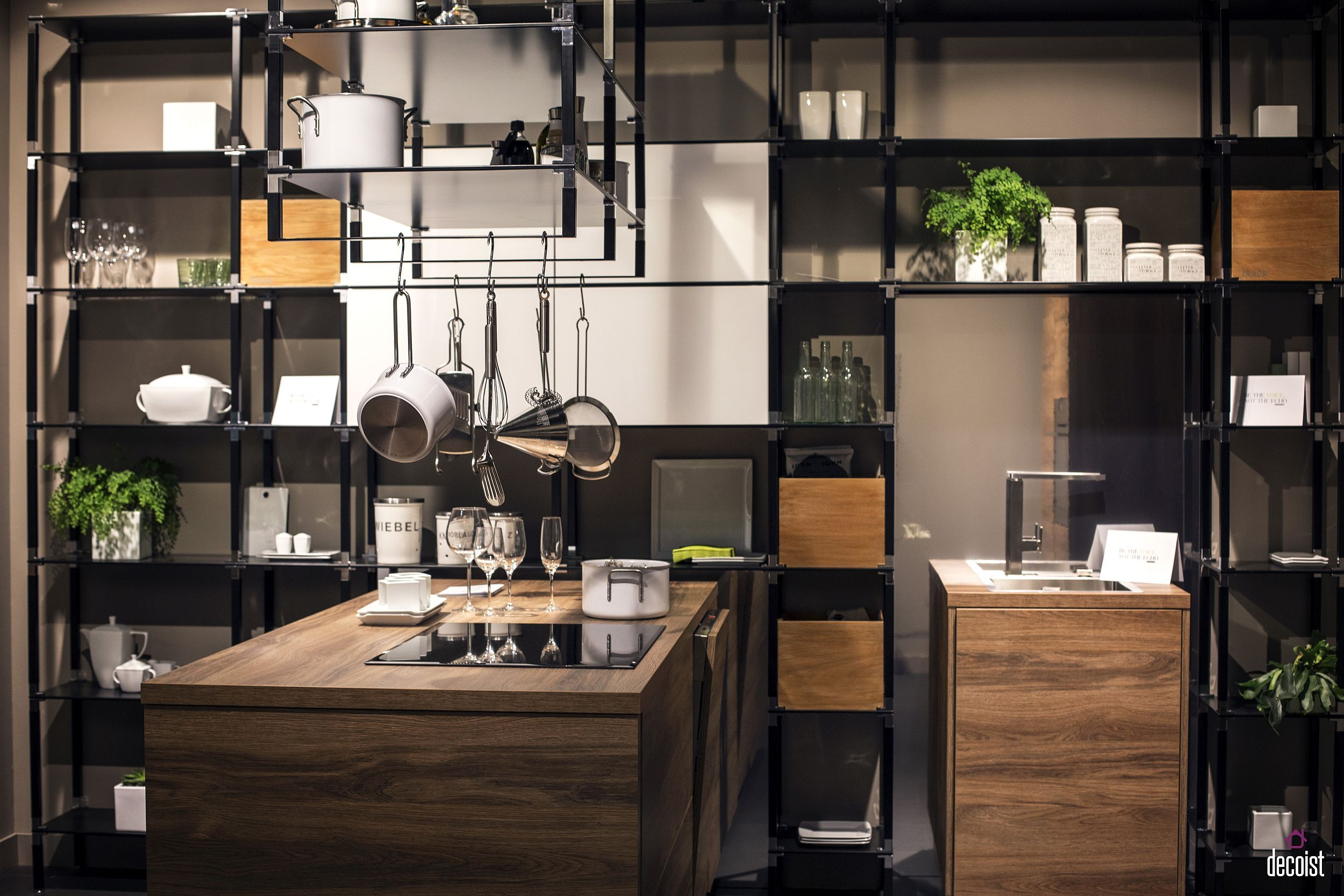 Practical And Trendy 40 Open Shelving Ideas For The Modern