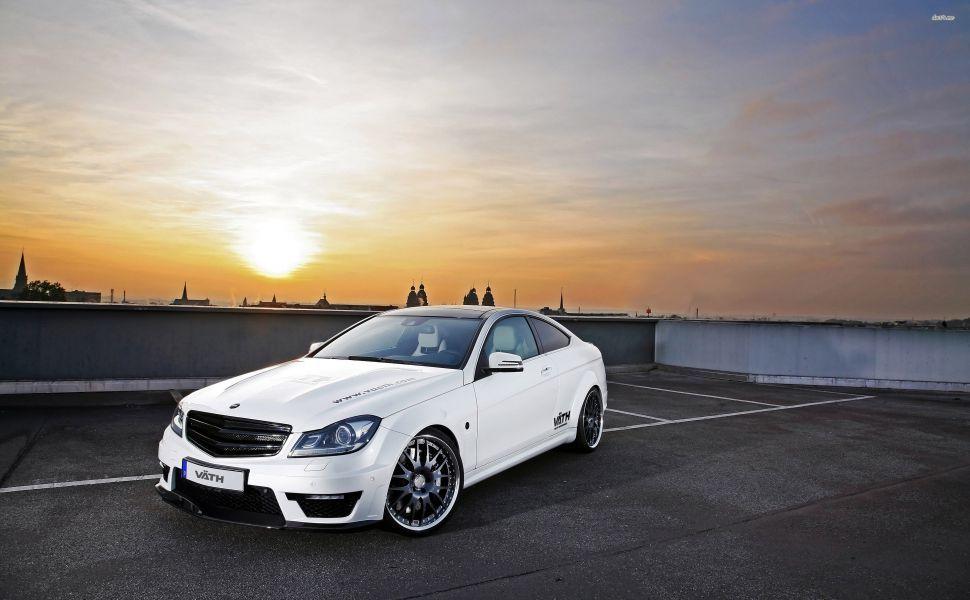 Vaeth Mercedes Benz C63 Amg Hd Wallpaper Wallpapers Pinterest