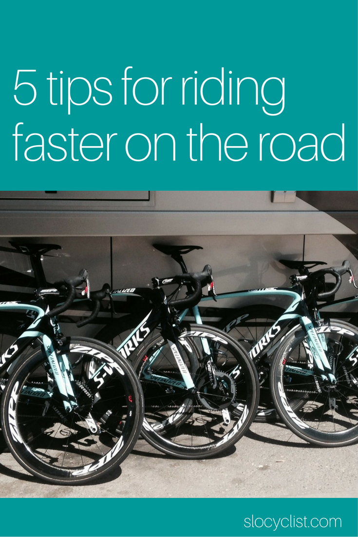 How Do I Ride Faster Tips For Building Speed On Your Road Bike