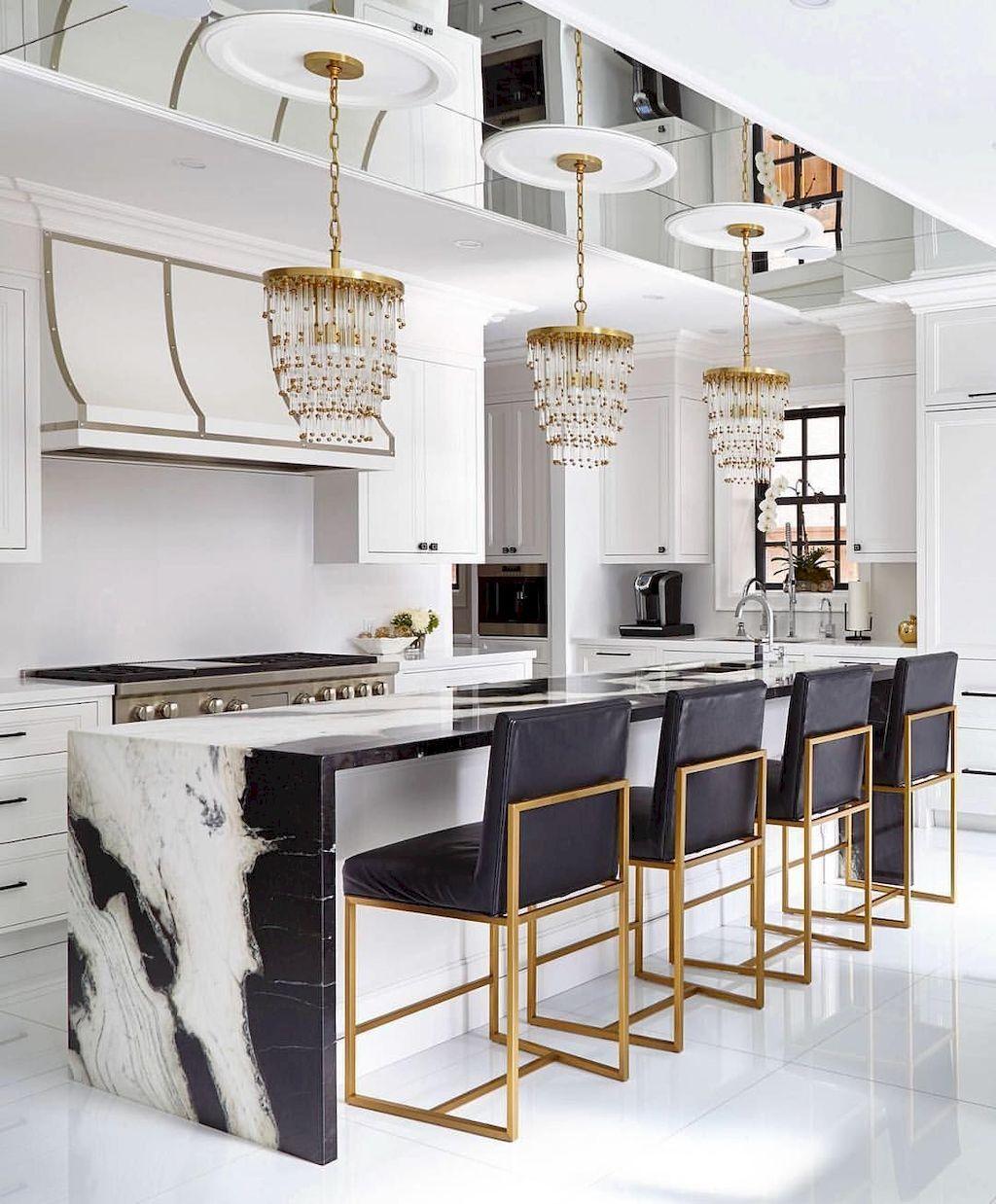 30+ Awesome Luxury Kitchen Design Ideas