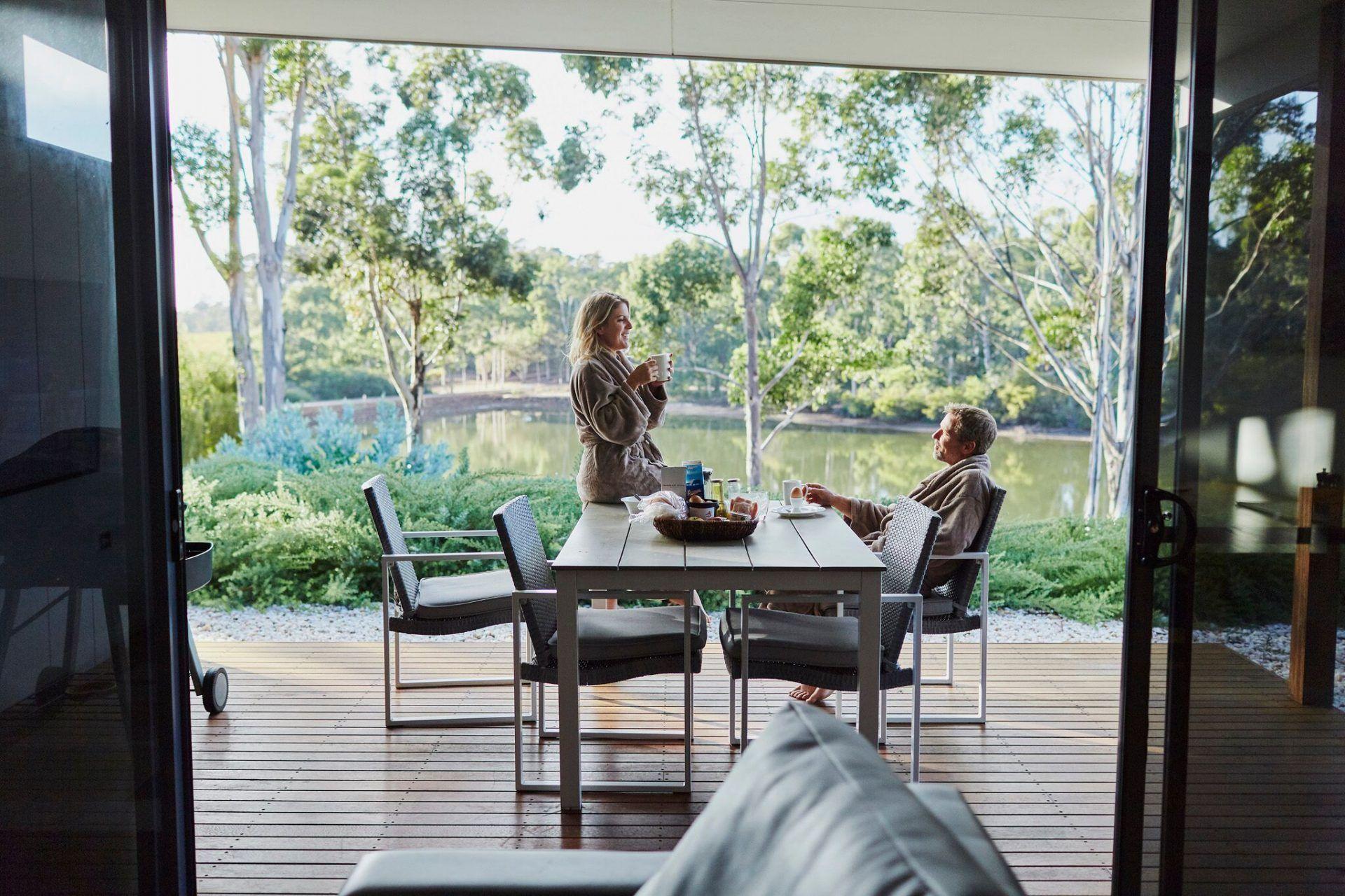 Spotlight On Eight Willows Retreat Outdoor Furniture Outdoor Furniture Design Outdoor Furniture Sets