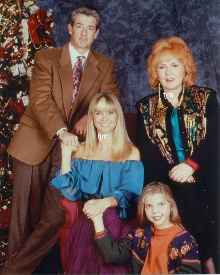 A Mom For Christmas.Olivia Newton John Douglas Sheehan Doris Roberts Mom For