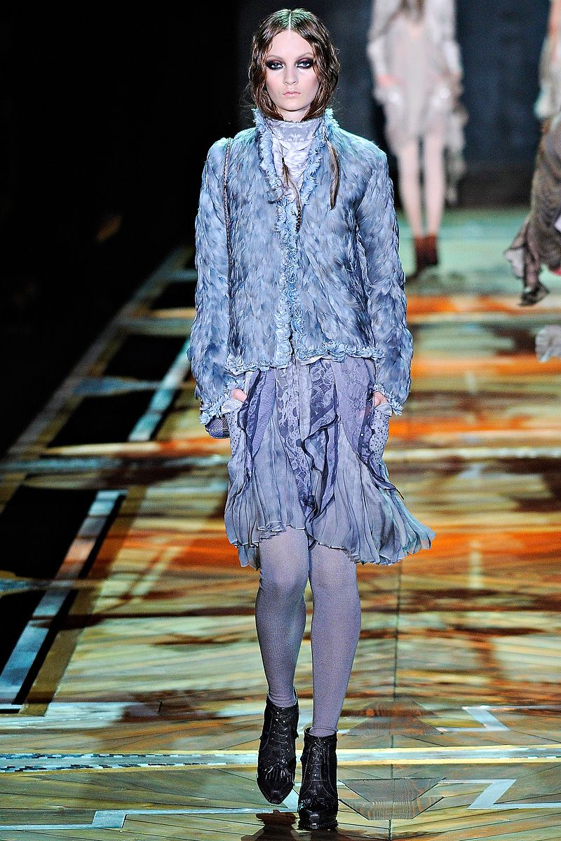 2019 year style- Cavalli just fall runway review
