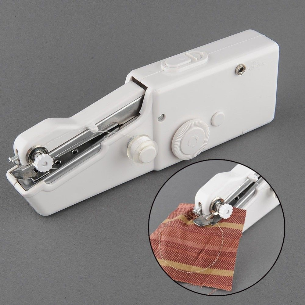 Buy Handheld Sewing Machine Cordless | Sewing, Hand sewing ...