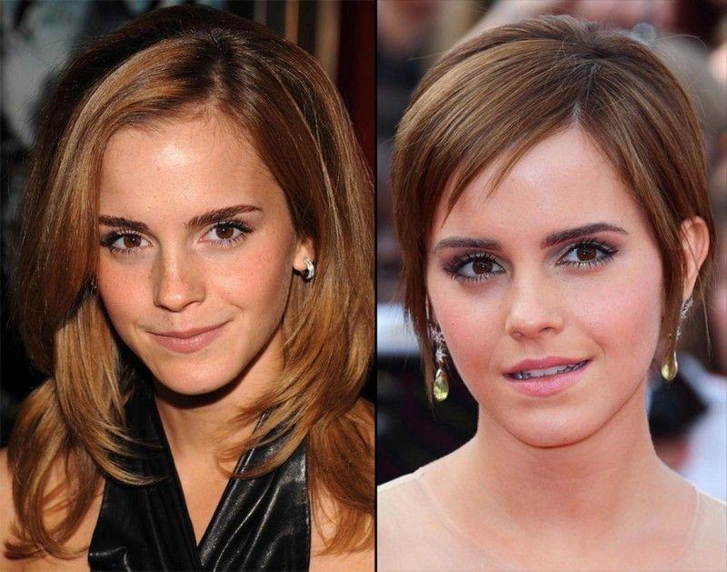 Lange oder kurze haare 2015
