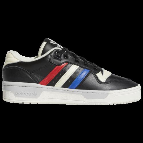 Photo of adidas Originals Rivalry Low Casual Basketball Shoes – Black / White Cream
