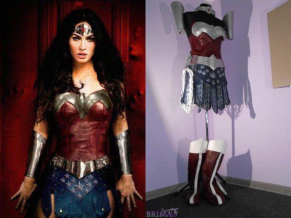 Wonder Woman Megan Fox costume cosplay outfit  sc 1 st  Pinterest & Wonder Woman Megan Fox costume cosplay outfit | Halloween u0026 Fancy ...