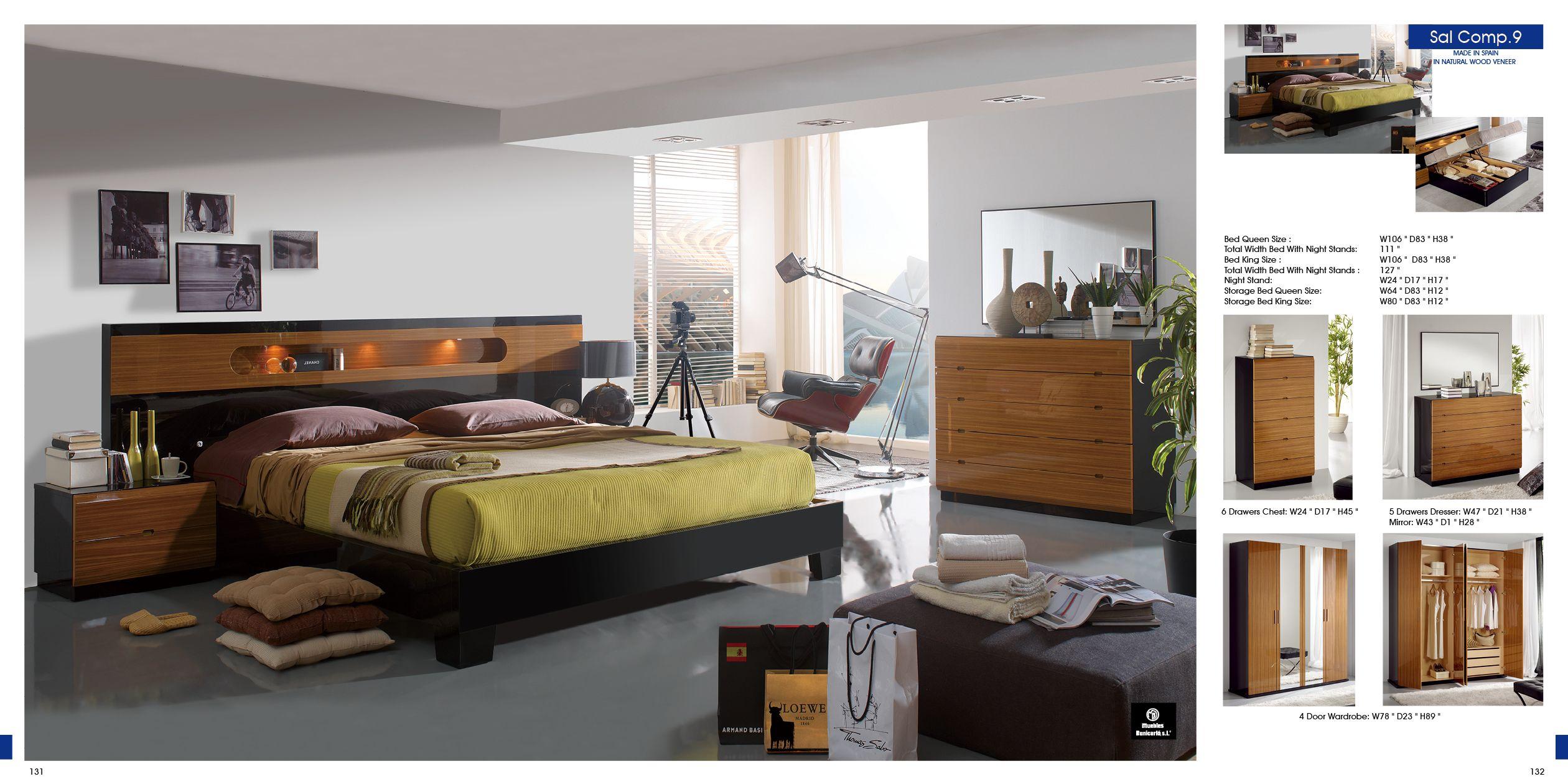 Bedroom Furniture Modern Bedrooms Sal Composition Bedrooms