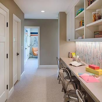 Ordinaire Distressed Plank Boards   Home   Office   Pinterest   Office Designs,  Entrance Foyer And Laundry
